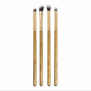 🆕Luxie 4 Pc Luminous Eye Brush Set🆕